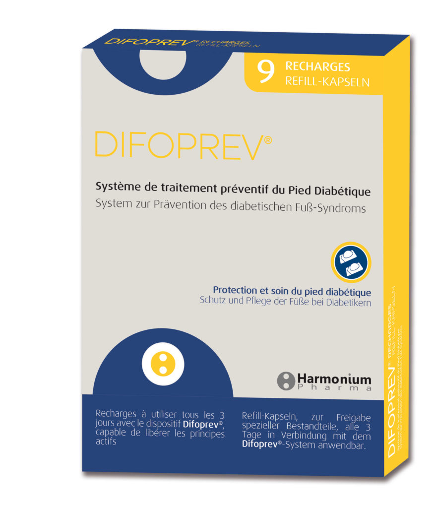 Difoprev® Recharges